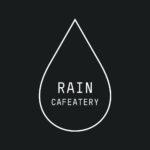 Logo von Rain Cafeatery